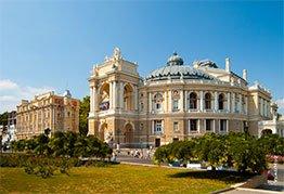 Отдых в Одессе из Харькова