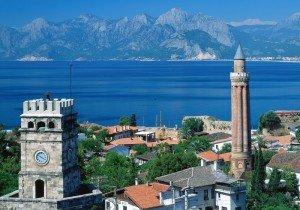 antaliya-minaret