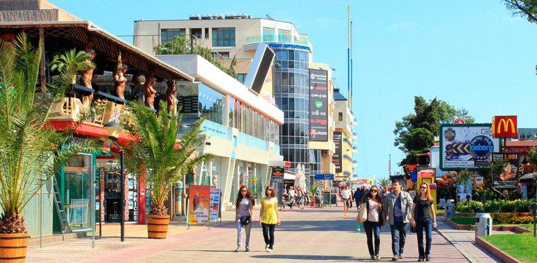 Туры в Бургас из Харькова