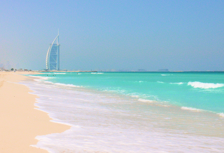 Из Самары  в ОАЭ! Персидский залив!