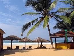 Пляжный отдых в Берувела