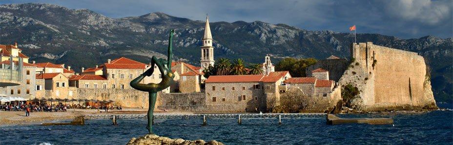 Черногория г будва фото