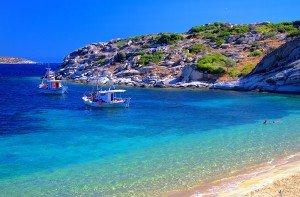 отдых на море Греции