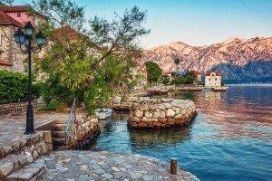 путешествие по Балканам - Черногория