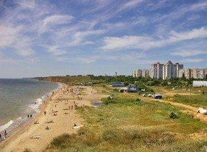 Отдых на Черном море Коблева
