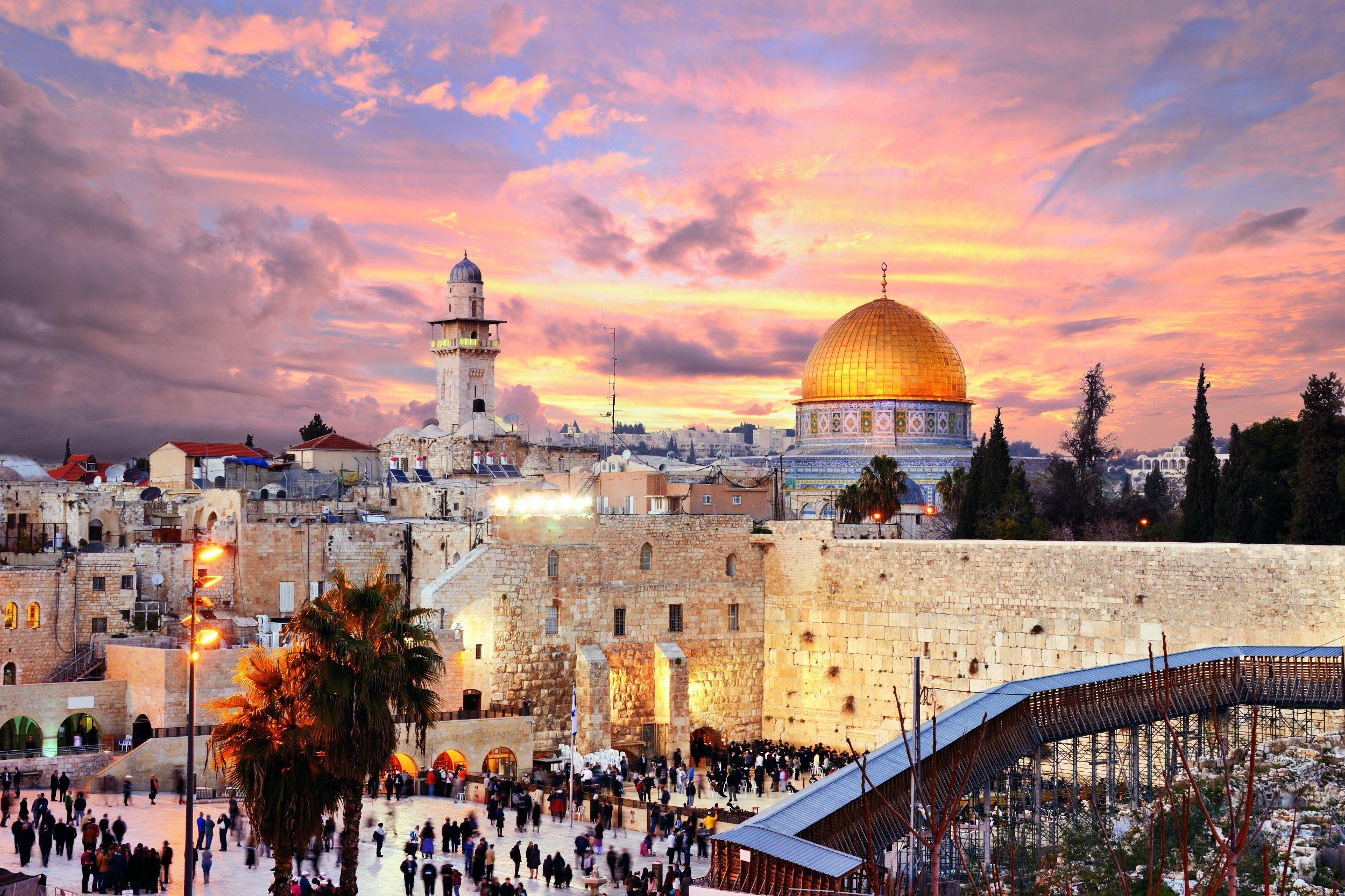 тур в Израиль из Харькова