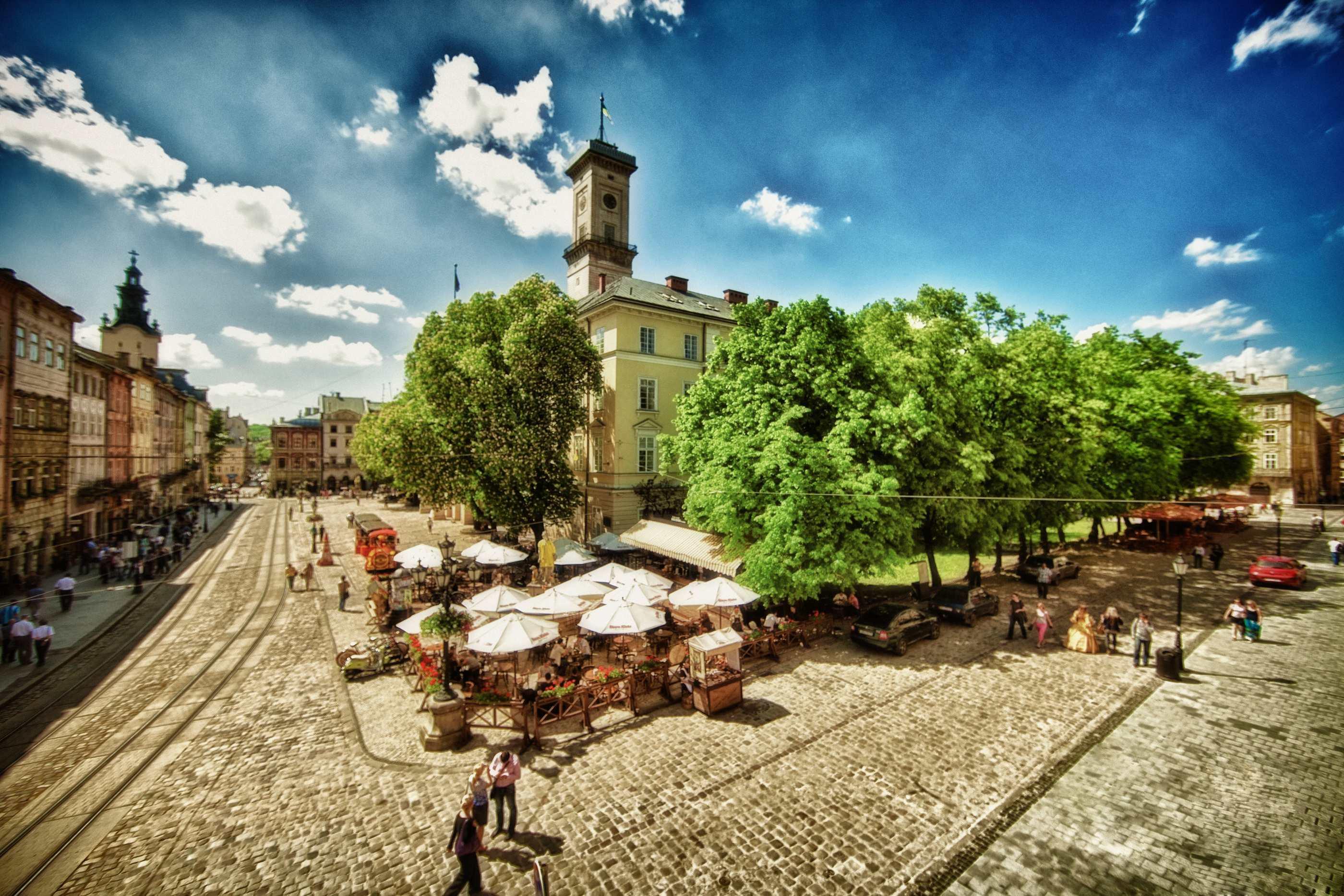 Туры на выходные по Львову
