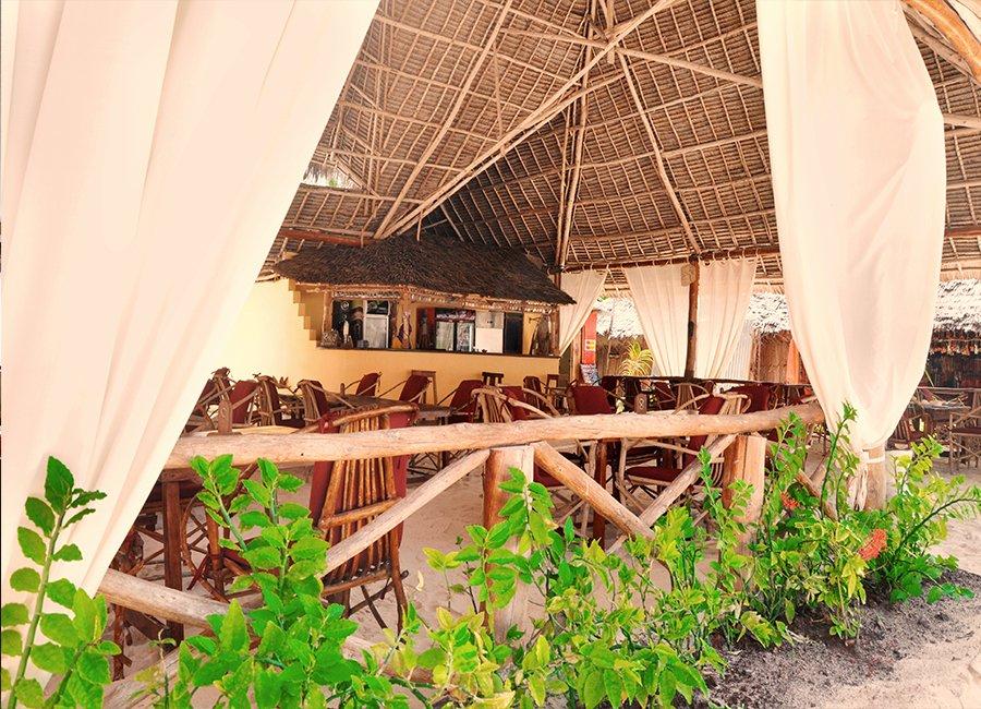 Отдых на Занзибаре - Кендва