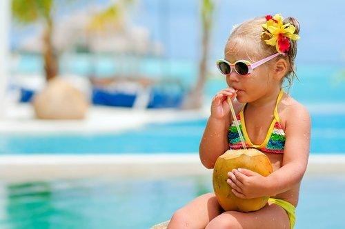 Правила отпуска с детьми