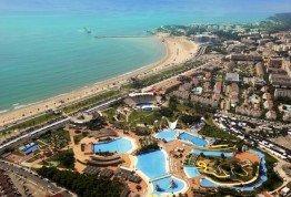 Отель в Испании на все включено