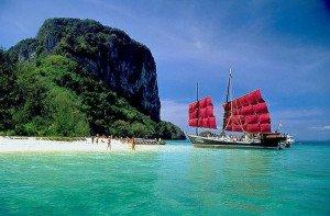 Отдых в Таиланде - лучшие пляжи