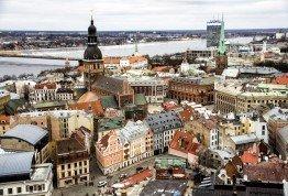 Автобусный тур в страны Балтии