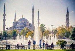 Стамбул на выходные с авиа из Харькова
