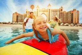 Отдых в Дубае с ребенком
