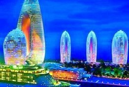Опасно ли на китайских курортах?