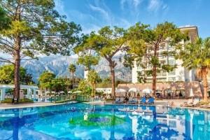 Цена лучших отелей Кемера 2018
