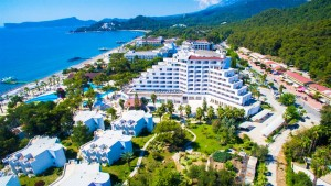 Лучшие отели Кемера в 2018